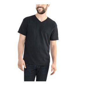 Men's Fruit of the Looms Vneck T-shirt